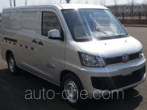 FAW Jiefang CA5021XXYEVJ1 electric cargo van