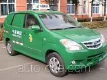 FAW Jiaxing CA5021XYZ postal vehicle