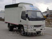 FAW Jiefang CA5030CPYK11L1E3 soft top box van truck