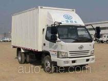 解放牌CA5030XXYK35L3E4型厢式运输车