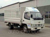解放牌CA5040CCYK11L2E4-1型仓栅式运输车
