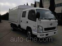FAW Jiefang CA5040CCYK2L3RE5-1 грузовик с решетчатым тент-каркасом