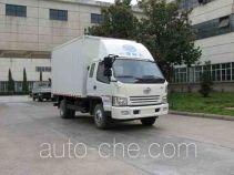 FAW Jiefang CA5040XXYK6L3R5E4-2 box van truck