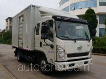 FAW Jiefang CA5040XXYK6L3R5E4-4 box van truck