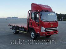 解放牌CA5041TPBP40K2L1E5A85型平板运输车