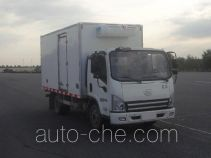 FAW Jiefang CA5041XLCP40K2L1E4A84 refrigerated truck