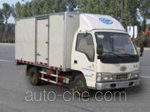 FAW Jiefang CA5051XXYK4LE4-2 box van truck