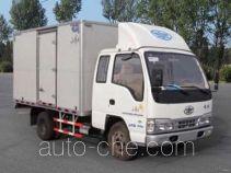 FAW Jiefang CA5041XXYER5-4B box van truck