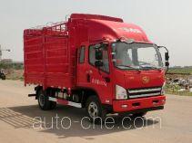 解放牌CA5042CCYP40K17L1E5A84-1型仓栅式运输车