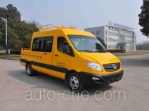 FAW Jiefang CA5042XGC80L engineering works vehicle