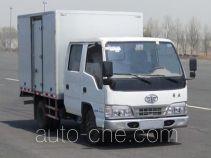 FAW Jiefang CA5042XXYK4LE4-1 box van truck