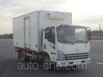 FAW Jiefang CA5044XLCP40K2L1E4A84 refrigerated truck