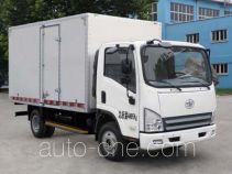 FAW Jiefang CA5044XXYP40K2L1E4A84-3 box van truck