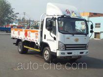解放牌CA5045TQPP40K17L1E5A84型气瓶运输车