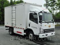 FAW Jiefang CA5045XXYP40L1BEVA84 electric cargo van