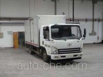 FAW Jiefang CA5047XXYP40K50LE4A85-3 box van truck