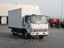 解放牌CA5047XXYP40L1EVA84-3型纯电动厢式运输车