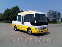 FAW Jiefang CA5051XGC81L engineering works vehicle