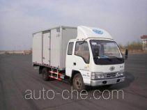 FAW Jiefang CA5071XXYK26L3R5E4 box van truck