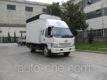 FAW Jiefang CA5070CPYK6L3R5E4 автофургон с тентованным верхом