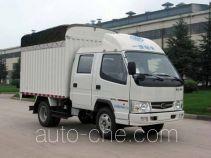 FAW Jiefang CA5070XXBK7L3RE3 soft top box van truck