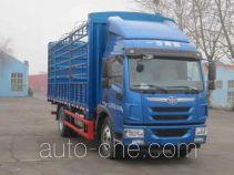 解放牌CA5080CCYPK2E5A80型仓栅式运输车