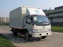 FAW Jiefang CA5080XXYK6L3E4 box van truck