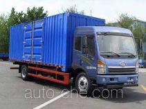 FAW Jiefang CA5080XXYPK2E4A80-3 box van truck