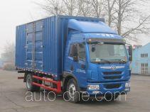 FAW Jiefang CA5080XXYPK2L2E5A80 box van truck
