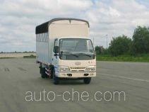 FAW Jiefang CA5081XXBK26L4-3A soft top box van truck