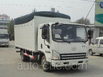 FAW Jiefang CA5083CPYP40K2L1EA85-2 автофургон с тентованным верхом