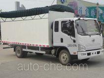FAW Jiefang CA5083CPYP40K2L5EA85-2 автофургон с тентованным верхом