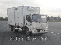 FAW Jiefang CA5086XLCP40K2L3E5A84 refrigerated truck