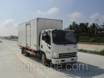 FAW Jiefang CA5091XXYP40K2L4E4A84-3 box van truck