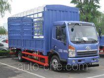 FAW Jiefang CA5100CCYPK2E4A81-1 грузовик с решетчатым тент-каркасом