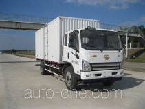 FAW Jiefang CA5102XXYP40K2L4E5A85-3 box van truck