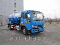 FAW Jiefang CA5103GXWP10K1LE4 sewage suction truck