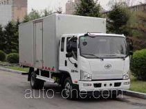 FAW Jiefang CA5046XXYP40K2L1E5A84-3 box van truck