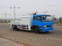 解放牌CA5120THB120型混凝土车载泵车