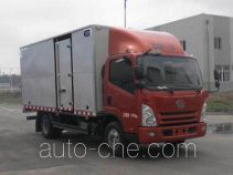 FAW Jiefang CA5123XXYPK45L3E1 box van truck
