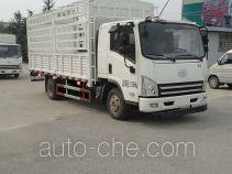 解放牌CA5125CCYP40K2L5E4A85-1型仓栅式运输车