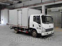 FAW Jiefang CA5125XXYP40K2L2E4A85-3 box van truck