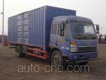 FAW Jiefang CA5128XXYPK2L2E4A80-3 box van truck