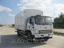 FAW Jiefang CA5132CCYP40K2L5E5A85-1 грузовик с решетчатым тент-каркасом