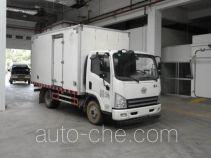 FAW Jiefang CA5145XXYP40K2L2E4A84-3 box van truck
