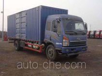 FAW Jiefang CA5148XXYPK15L2NA80-3 box van truck