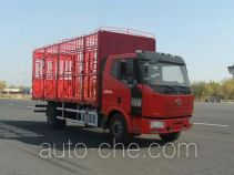 FAW Jiefang CA5160CCQP62K1L3A2E diesel cabover livestock transport truck