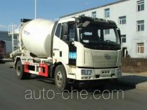 FAW Jiefang CA5160GJBP62K1A3E4 concrete mixer truck