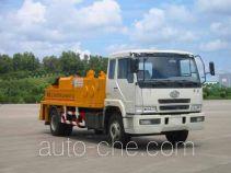 解放牌CA5160THBA80型车载混凝土泵车