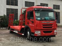 FAW Jiefang CA5160TPBPK2E5A80 flatbed truck